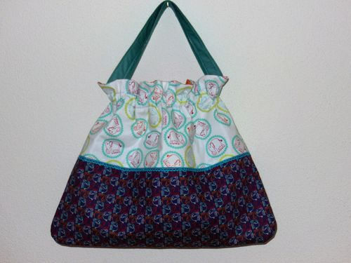 5-Fat Quarter-Tasche
