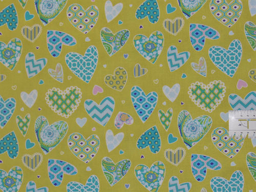 Haute Girls - Hearts Aqua