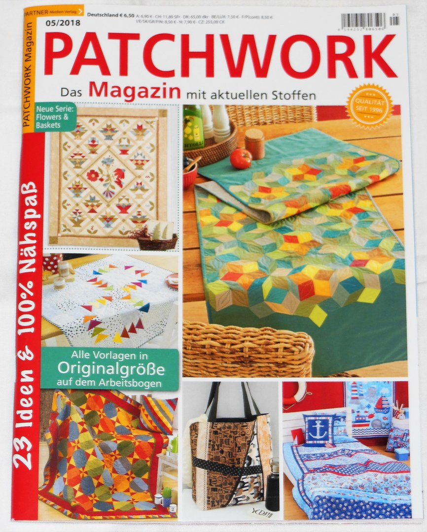 Patchwork Magazin 05 / 2018