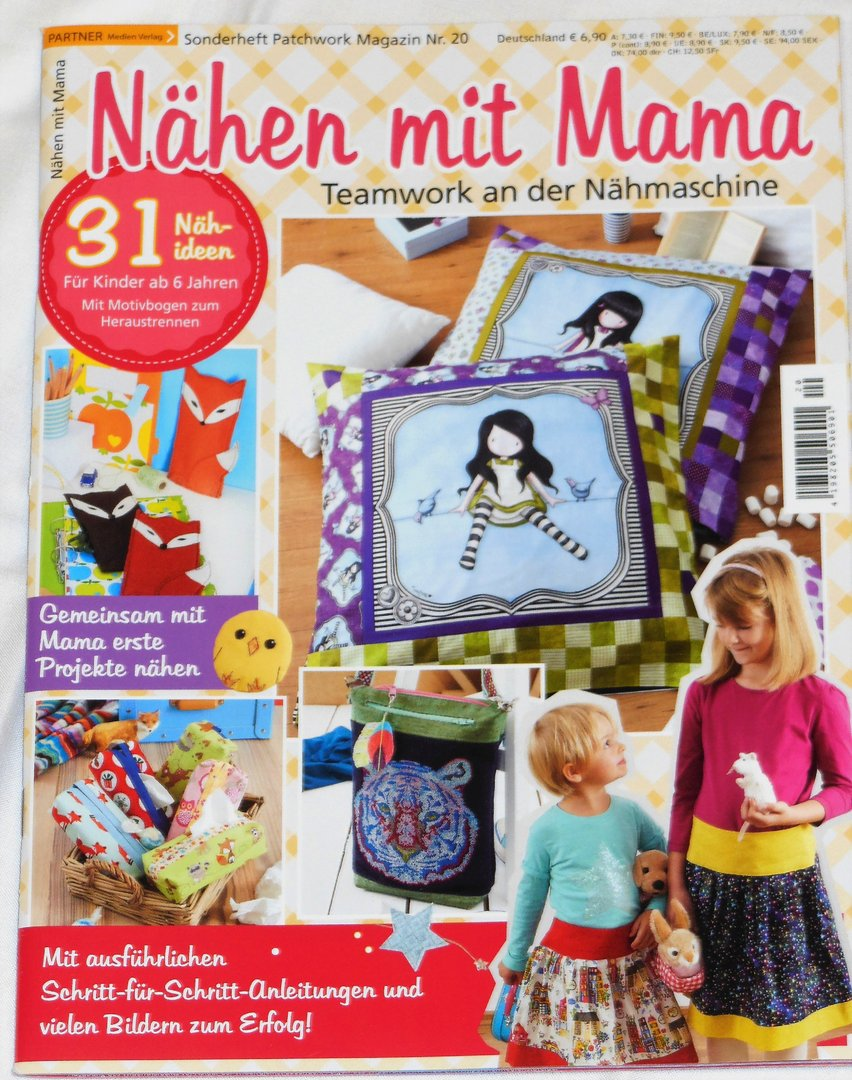 Sonderheft Patchwork Magazin Nr. 20