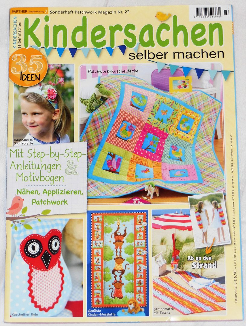 Sonderheft Patchwork Magazin Nr. 22