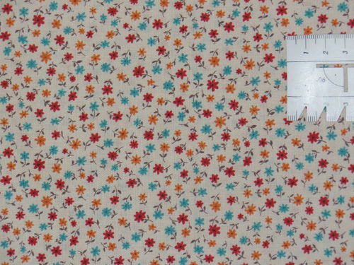 Alison´s Ditzy Florals - Daisy Scatter Bunt
