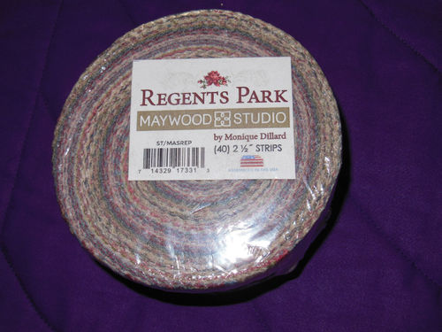 Regents Park - Jelly Roll